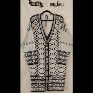 Dresses & Skirts - NWT Bohemian Sweater Dress